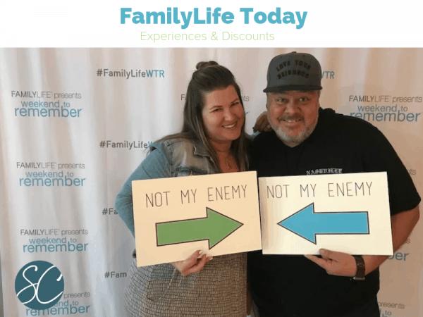 FamilyLife Today Discounts & Experiences