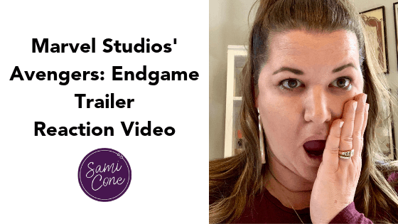 Marvel Studios' Avengers_ Endgame Trailer Reaction Video