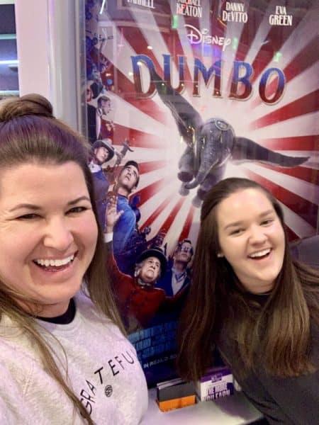 disney dumbo movie poster 2019 sami cone