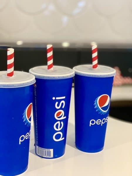 opryland decibels pepsi cups