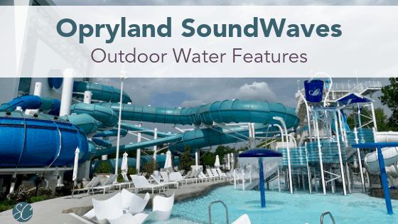 opryland soundwaves outdoor water features