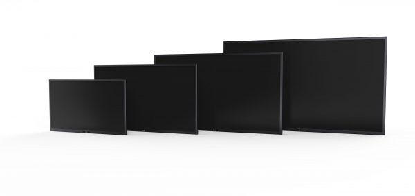 SunBrite TV Verdana sizes