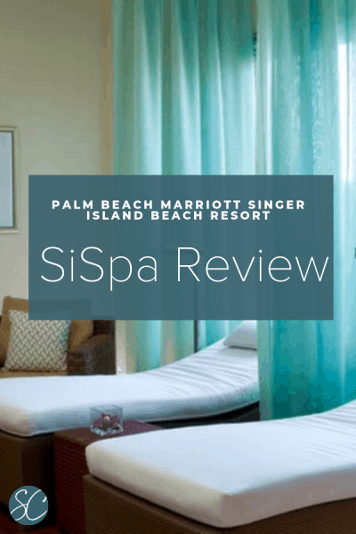 SiSpa Singer Island Review & Groupon Pinterest