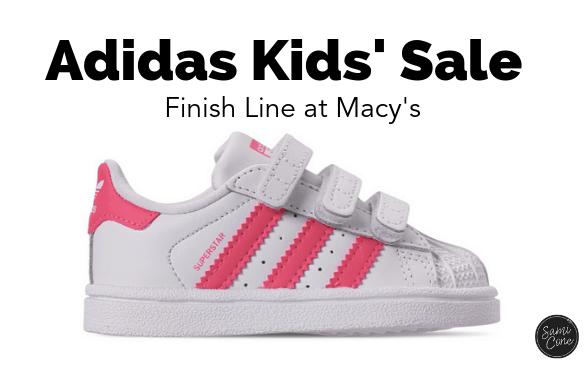 Adidas Kids' Sale finish line macy's
