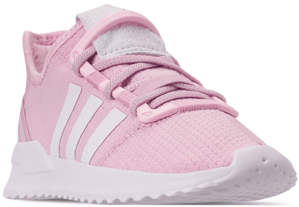 Little Girls' U-Path Run Athletic Sneakers from Finish Line