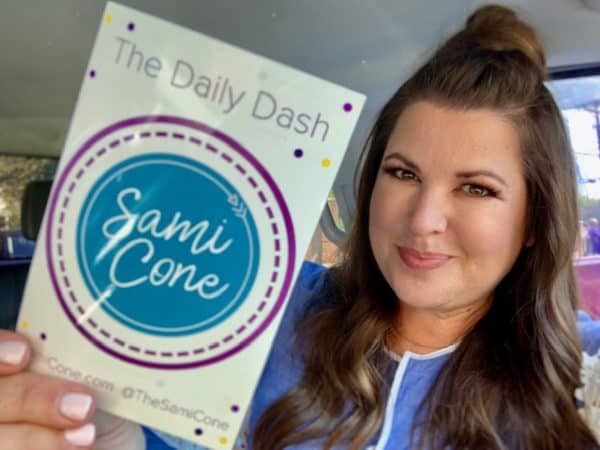 The Sami Cone Show First Filming {The Daily Dash: September 10, 2019} #TheSamiConeShow