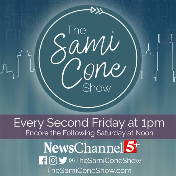 the sami cone show schedule second friday every month