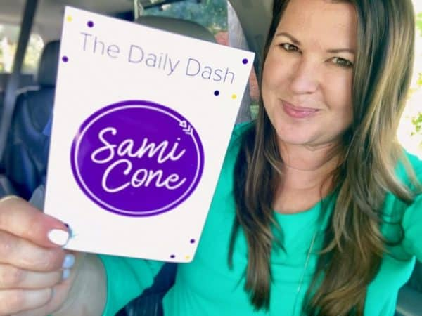Filming My Second Show {The Daily Dash: October 8, 2019}