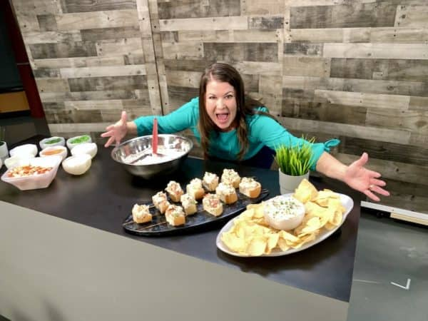 lobster roll dip recipe with chips and rolls sami cone show
