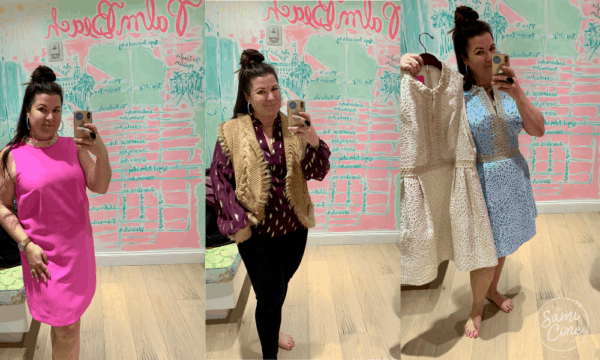 Lilly Pulitzer Sami Cone Holiday Outfits