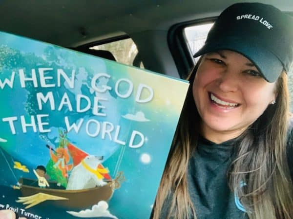 When God Made the World Book Reading {The Daily Dash: January 28, 2020} #WhenGodMadeTheWorld