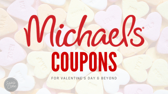 michaels coupons january 2020
