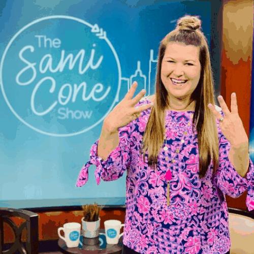 the sami cone show episode 6 IG square
