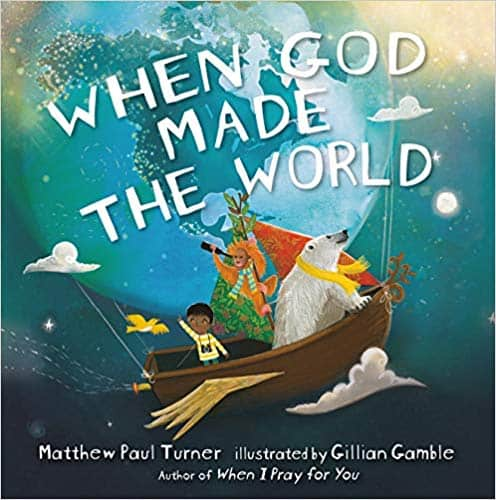 when god made the world book cover