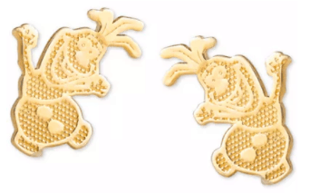 matching olaf earrings