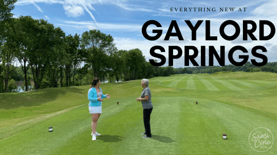 Gaylord Springs Golf Tour