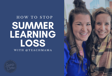 how to stop summer learning loss