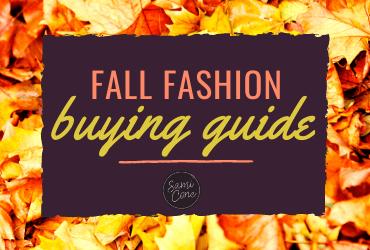 FALL FASHION Buying Guide Gap Faves
