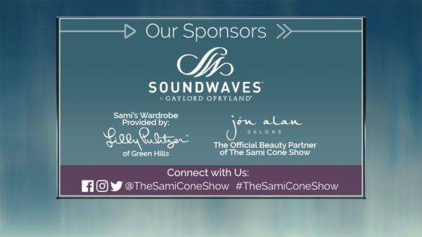 Sami Cone Sponsors 2020