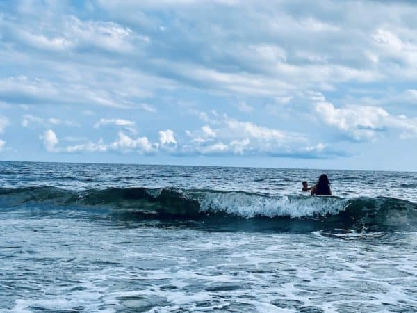 North Myrtle Beach waves
