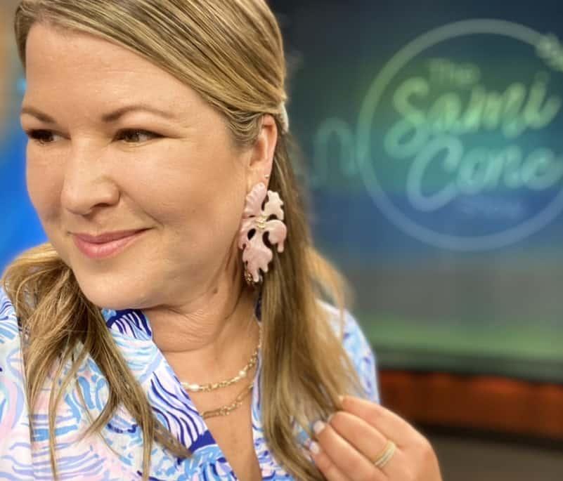 Kendra Scott May 2021 summer jewelry sami cone