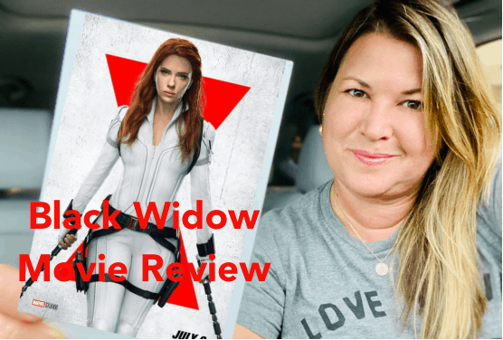 Black Widow Movie Review {The Daily Dash: June 29, 2021}